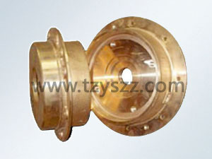 铜铝铸造生产中熔融金属的铸造、脱脂和刷涂方法