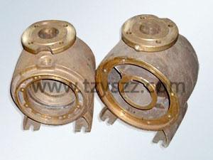 有色金属铸造和化学硬化砂型铸造工艺