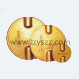 阀片-铜铸件