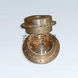 铜泵盖--材料C83600